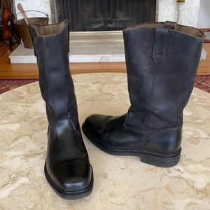 Blundstone Dress Rigger Tall Chisel Toe Boots